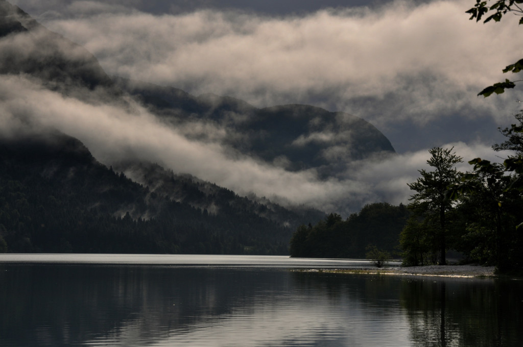 Bohinjsko jezero jun14