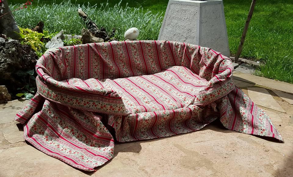 posteljica za Titi